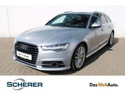 gebraucht Audi A6 Avant 3.0 TDI quattro S-line BOSE LED HUD AH
