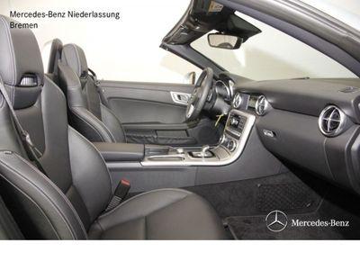 gebraucht Mercedes SLK300 Pano-Dach 9G-Tronic ILS Xenon Navi