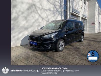gebraucht Ford Tourneo Connect GrandTitanium NAVI 7-Sitzer