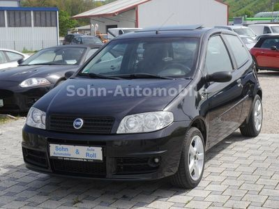 gebraucht Fiat Punto Lim. 1.2 16V Trofeo Klima/S-heft/Zahnrieme