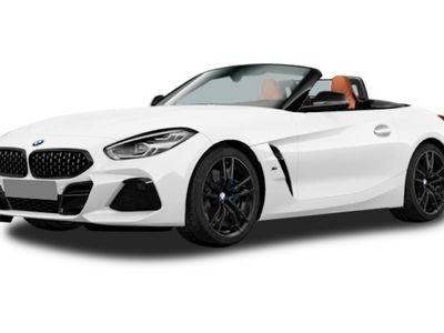 gebraucht BMW Z4 sDrive30i M-Sportp./Durchlade/LED/Head-Up -