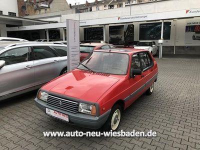 gebraucht Citroën Visa guter Zustand, mit AHK und Glasdach senden
