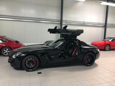 """gebraucht Mercedes SLS AMG """" GT """" 1. Hand Top Zustand"""