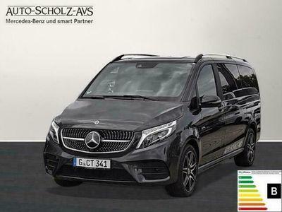 gebraucht Mercedes V250 d Long Spur-P.*Navi*Cam*DAB*Burmester*LED
