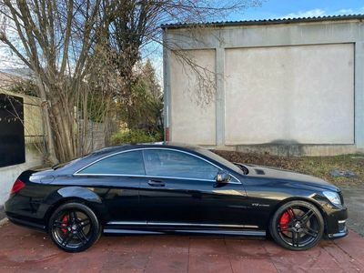 gebraucht Mercedes CL65 AMG CL 65 AMG CL-CoupeAMG Nappa Leather refrigerated