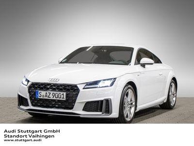 gebraucht Audi TT Coupé 40 TFSI Design S line Automatik PDC