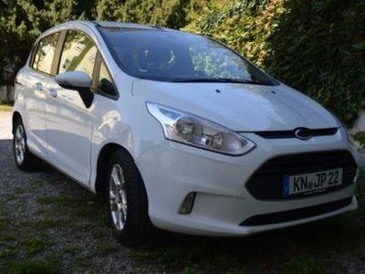 gebraucht Ford B-MAX 1.0 EcoBoost SYNC Edition