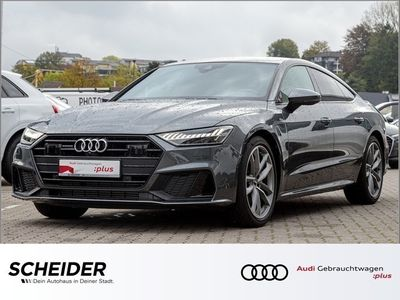 gebraucht Audi A7 Sportback 50 TDI qu 2 x S line HD-LED Pano ACC