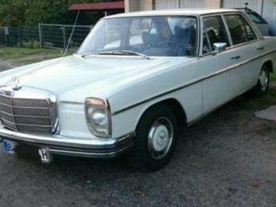 gebraucht Mercedes 200/8 erste Serie