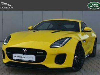 gebraucht Jaguar F-Type P380 V6 R-Dynamic Limited Edition Yellow