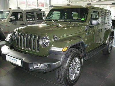 gebraucht Jeep Wrangler PHEV-80th Anniversary