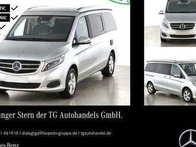 used Mercedes V250 MARCO POLO ED 4MATIC +LED+COMAND+DISTRONIC