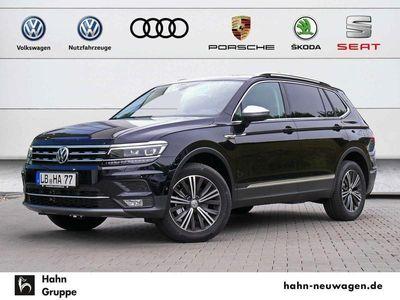 gebraucht VW Tiguan Allspace Highline 4Motion (EURO 6d-TEMP)