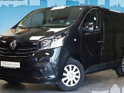 gebraucht Renault Trafic dCi 125 Combi Expression NAVI PDC KLIMA