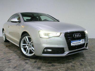 gebraucht Audi A5 3.0 TFSI quattro Coupe, S-Line, Autom.,Leder,Navi