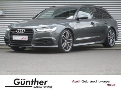 gebraucht Audi A6 Avant 3.0 TDI COMPETITION+EURO 6+HEAD UP+PANORAMA+