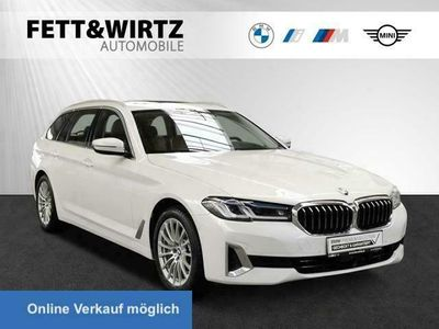 gebraucht BMW 530 d xDrive DAProf Laser