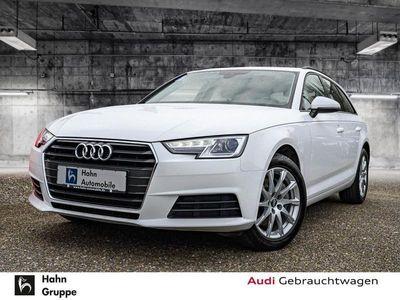gebraucht Audi A4 Avant 2.0TDI EU6 Xen Navi Tempo Sitzh PDC