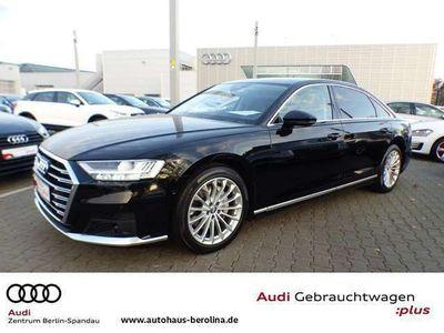 gebraucht Audi A8L 50 TDI quattro tiptr. *PANO*B&O*MASSAGE*