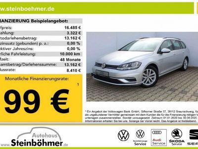 gebraucht VW Golf Variant Comfortline 1.5 TSI Navi ACC Klima