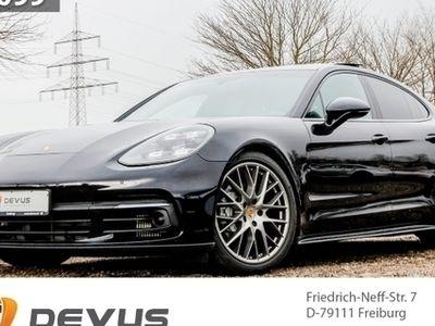 gebraucht Porsche Panamera 4S Diesel 4.0-Liter-V8-Biturbo Matrix-LED BOSE Kamera
