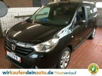käytetty Dacia Lodgy 1.6 Prestige AHK·NAVI
