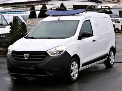 gebraucht Dacia Dokker 1.6 Dachträger AHK #Zahnriemen neu!#