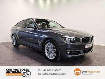 gebraucht BMW 320 Gran Turismo d Luxury Line Hifi Driv.Ass. UVP: 66.200€