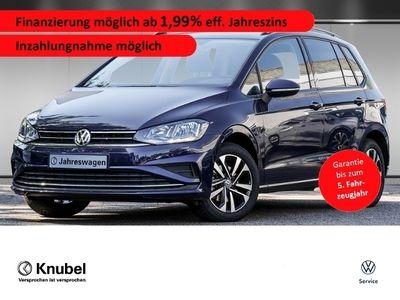 gebraucht VW Golf Sportsvan United 1.5 TSI
