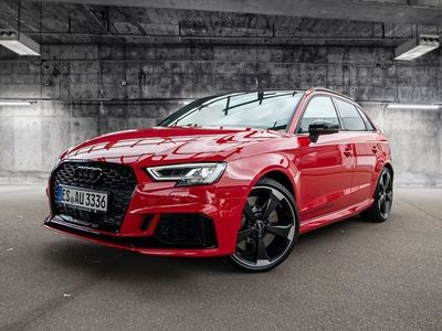 gebraucht Audi RS3 Sportback quat str 280km/h Matrix virtual Pano B&O
