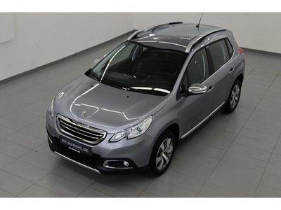 gebraucht Peugeot 2008 Allure 110 VTi *NAVI*SITZHEIZUNG*LED*PDC*