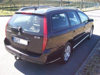 gebraucht Citroën C5 Kombi HDi 135 Automatik Tendance