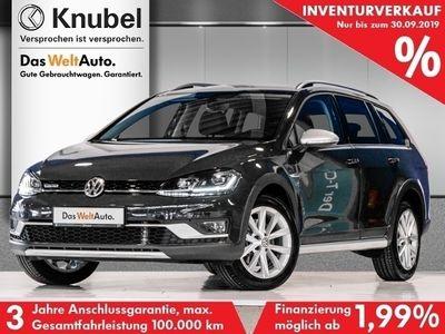 gebraucht VW Golf Alltrack VII Variant 2.0 TDI DSG/LED/PANO/ActiveInfo