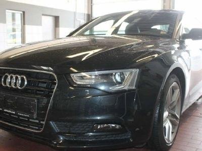 gebraucht Audi A5 Sportback S line 2.0 TDI XENON | PDC schwarz
