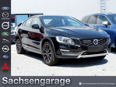 gebraucht Volvo S60 CC D4 Geartronic Pro Standhzg.