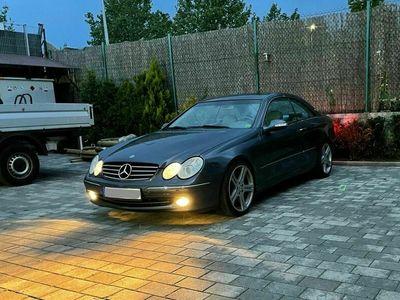 gebraucht Mercedes CLK500 MercedesSaugmotor M113 Spassmaschine