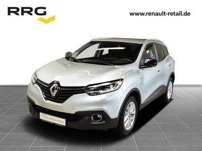 gebraucht Renault Kadjar 1.2 TCE 130 LIMITED DELUXE SUV