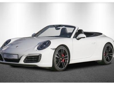 used Porsche 911 Carrera S Cabriolet 991 PDK,LED, Sport Chrono
