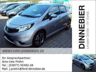 gebraucht Nissan Note Acenta als Van/Kleinbus in Wittenberge