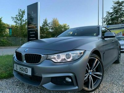 gebraucht BMW 435 d GC xDrive M Sport/NaviProf/ACC/Leder/Voll