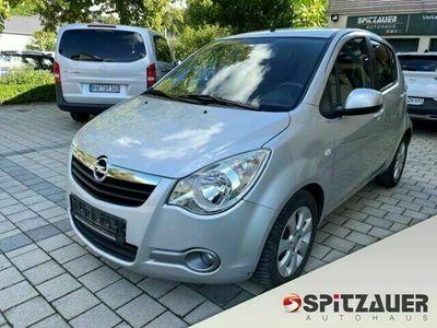 gebraucht Opel Agila B Edition 1.2 Klima Style-Paket