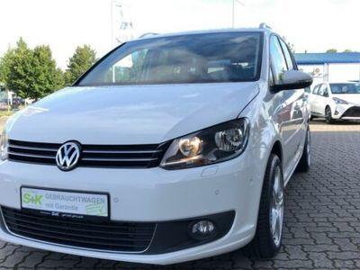 gebraucht VW Touran 1.6 TDI DSG Life*NAVI*AHK*PDC VO+HI*