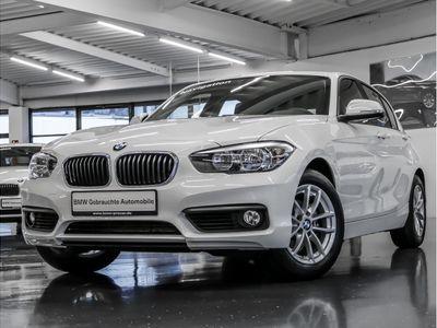 second-hand BMW 118 d 5-Türer