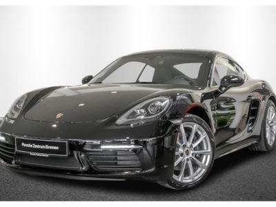 gebraucht Porsche 718 Cayman CaymanTempostat Kurvenlicht Navi Leder