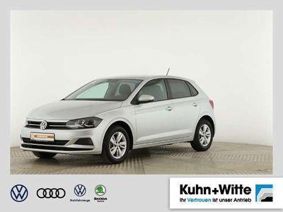 gebraucht VW Polo 1.0 TSI Comfortline *App-Connect*ACC*LM-Felgen*