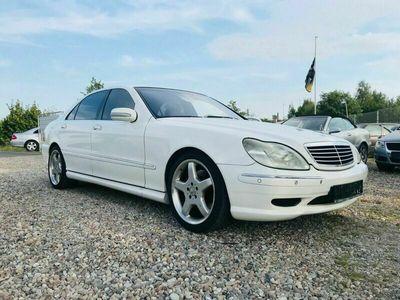 "gebraucht Mercedes S55 AMG AMG LANGVERSION""AUTOMATIK""LEDER""HU-NEU"""