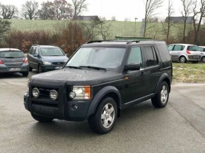 gebraucht Land Rover Discovery TD V6 Aut. SE Xenon TÜV NEU