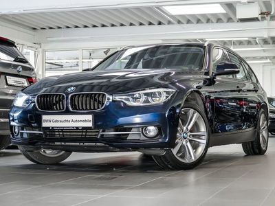 gebraucht BMW 330 3er d xDrive Touring Sport Line Automatic