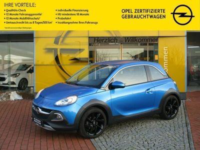 """gebraucht Opel Adam Rocks TEMPOMAT I 17""""FELGEN I WKR"""