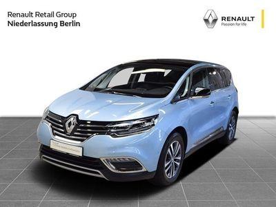 second-hand Renault Espace ESPACE 5 1.8 TCE 225 INTENS ENERGY AUTOMATIK + 7